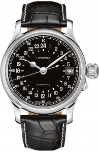 Longines Heritage Twenty-Four Hours