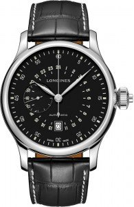 Longines Heritage Twenty-Four Hours Single Push-Piece