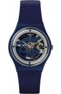 Swatch SQUELETTE BLUE