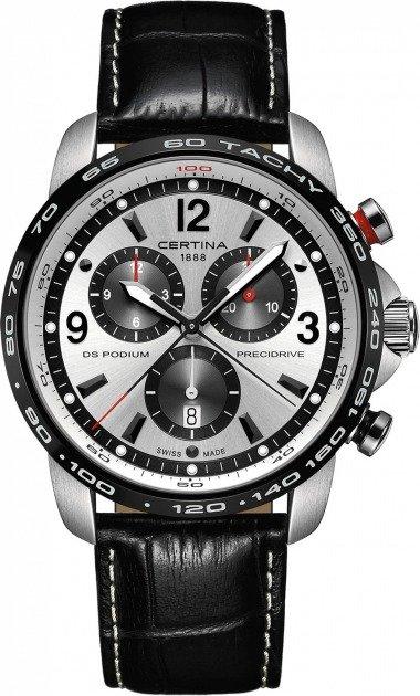 Корпус этих часов среднего размера (35 мм) и выполнен из нержавеющей стали l металлического цвета.