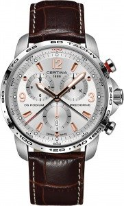 Certina DS Podium Chronograph 1/10 sec.