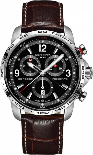 Certina DS Podium Chronograph 1/100 sec.