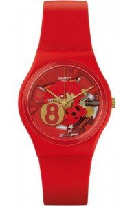 Swatch EIGHT FOR LUCK