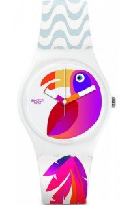 Swatch PAPAGAYE