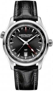 Hamilton Jazzmaster GMT