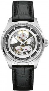 Hamilton Jazzmaster VIEWMATIC SKELETON GENT AUTO