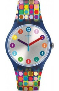 Swatch ROUNDS AND SQUARES