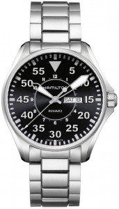 Hamilton Khaki Aviation PILOT QUARTZ