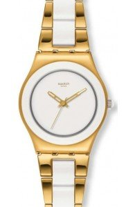 Swatch YELLOW PEARL.