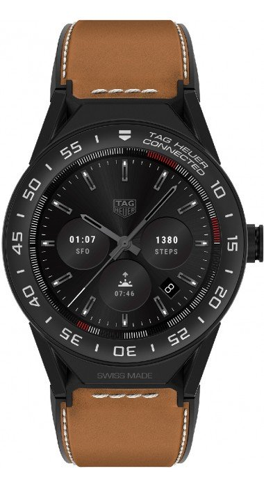 TAG HEUER Connect Modular 45