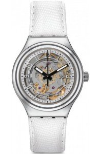 Swatch UNCLE CHARLY LEATHER