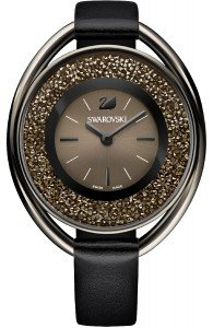 SWAROVSKI Crystalline Oval Black