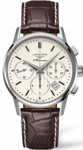 Longines Heritage Technical Milestones Column-Wheel Chronograph