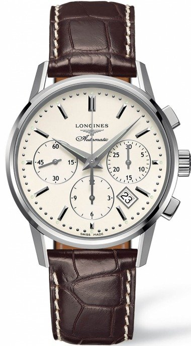 Longines Heritage Technical Milestones Column-Wheel Chronograph