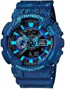 Casio G-Shock Textile Pattern Series