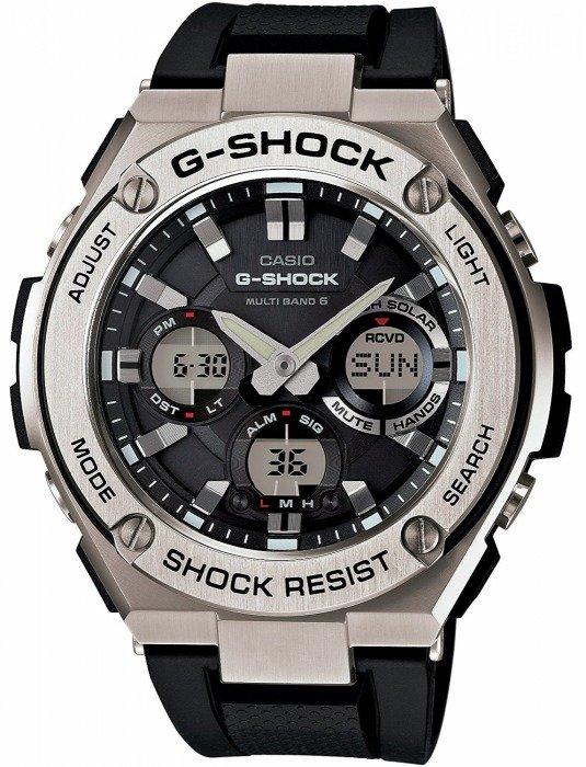 CASIO G-SHOCK G-STEEL