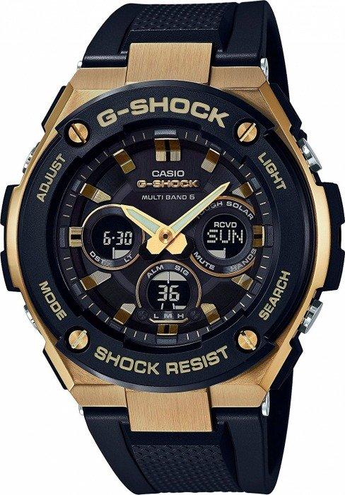 Наручные часы CASIO G-SHOCK G-STEEL