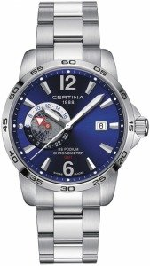 Certina DS Podium GMT