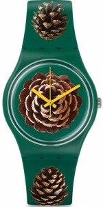 Swatch Gent PINEZONE