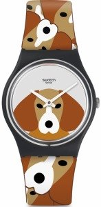 Swatch Gent FOX THE DOG