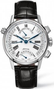 Longines Heritage Retrograde Men's Watch