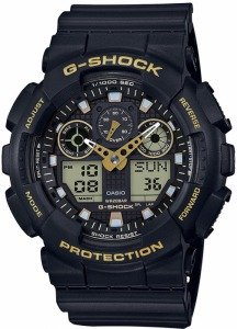 Casio G-SHOCK G-Specials Black and Gold