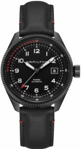 Hamilton Khaki Aviation TAKEOFF AUTO AIR ZERMATT