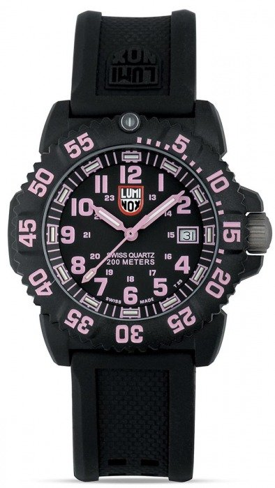 Luminox Navy Seal Colormark 38mm 7050 Series