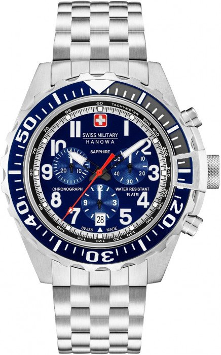 Swiss Military Hanowa Touchdown Chrono
