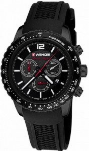 Wenger Roadster Black Night Chrono