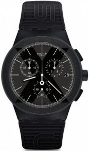 Swatch X-DISTRICT BLACK