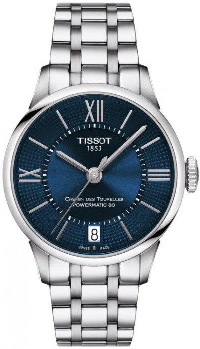 Tissot CHEMIN DES TOURELLES POWERMATIC 80 LADY