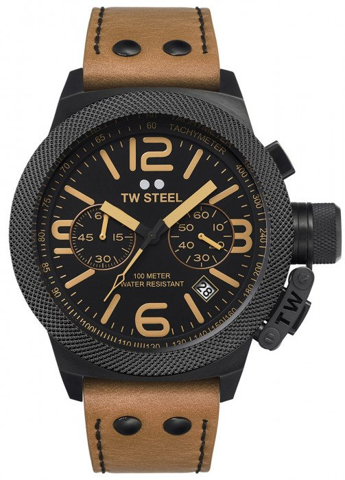 TW Steel Canteen Leather