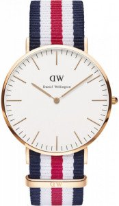 Daniel Wellington Canterbury