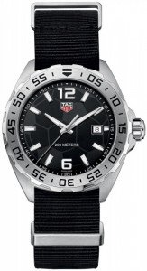 Tag Heuer Formula 1 Football Special Edition
