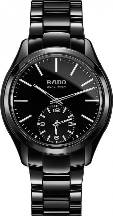 RADO HyperChrome Ceramic Touch Dual Timer