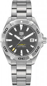 TAG HEUER AQUARACER CALIBRE 5 41mm.