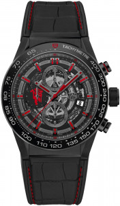 TAG HEUER CARRERA CALIBRE HEUER 01 Manchester United Football Club