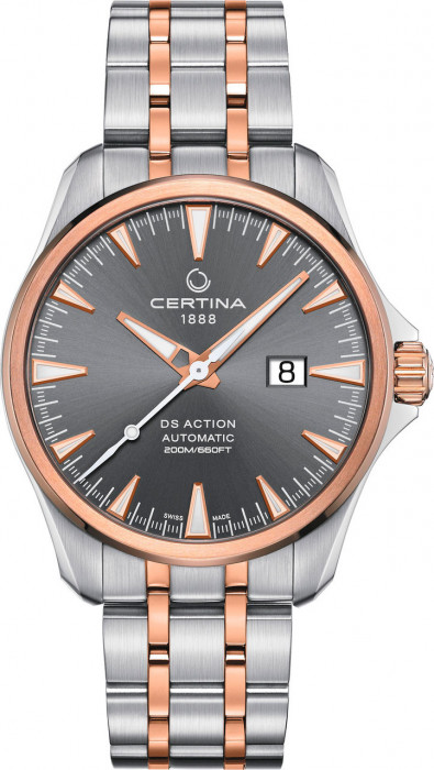 Certina DS Action Automatic Big Date