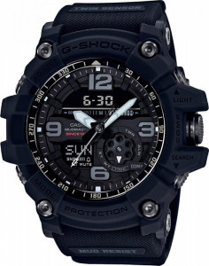 CASIO G-SHOCK Anniversary Big Bang Black Limited Edition