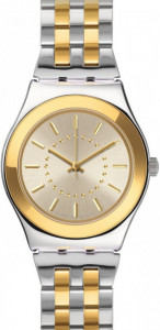 Swatch GOLDENSILVER
