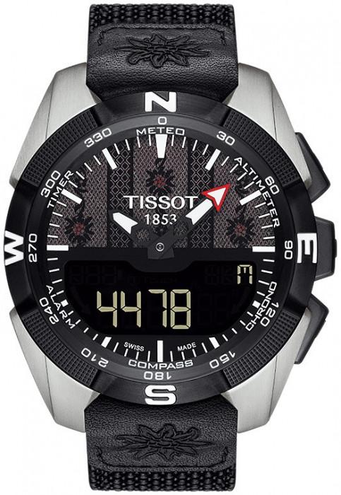 Tissot T-TOUCH EXPERT SOLAR FETE LUTTE SUISSE
