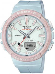 CASIO Baby-G Step Tracker