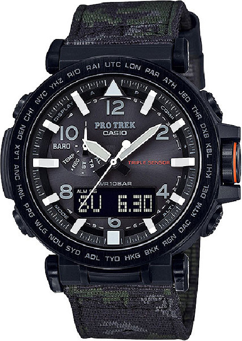 Наручные часы CASIO Pro Trek