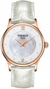 TISSOT T-Gold Rose Dream