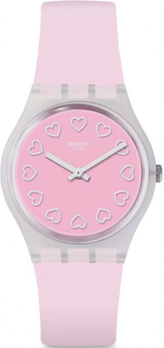 Swatch ALL PINK