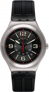 Swatch BLACK GRID