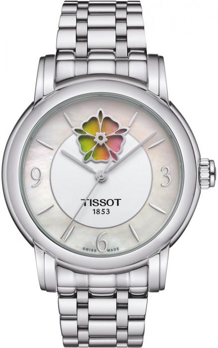 TISSOT LADY HEART FLOWER POWERMATIC 80