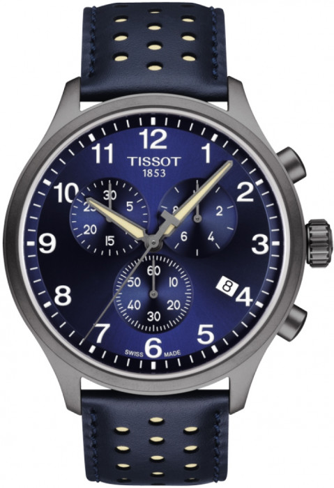 TISSOT T116 Chrono XL Russia Special Edition 2019