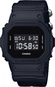 Casio G-Shock Black Out Basic